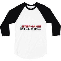 stephanie politics 3/4 Sleeve Shirt | Artistshot