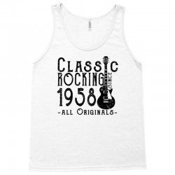 rocking since 1958 Tank Top | Artistshot