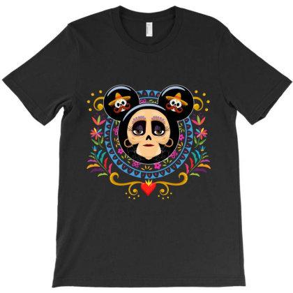 Mamá Imelda Mouse T-shirt Designed By Tiococacola
