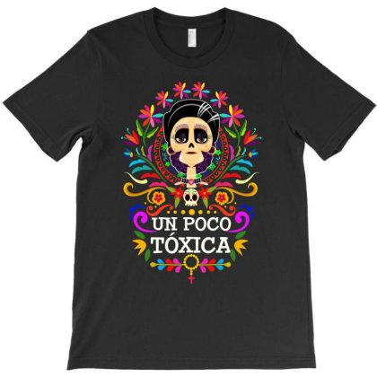 Un Poco Loco T-shirt Designed By Tiococacola