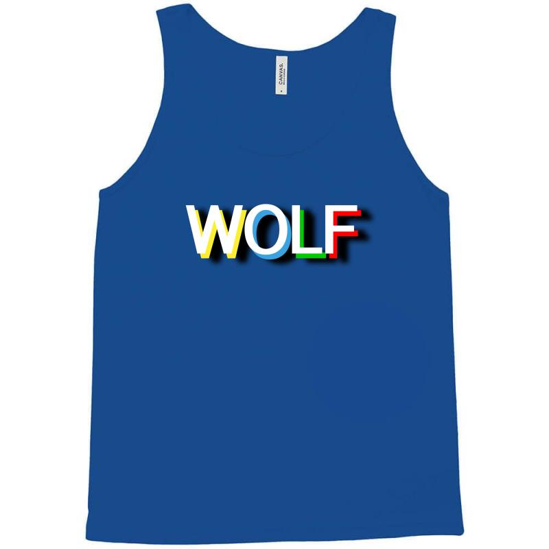 Wolf Tank Top | Artistshot