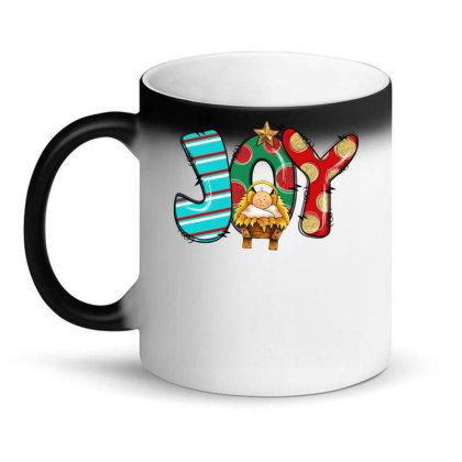 Joy Christmas Magic Mug Designed By Badaudesign