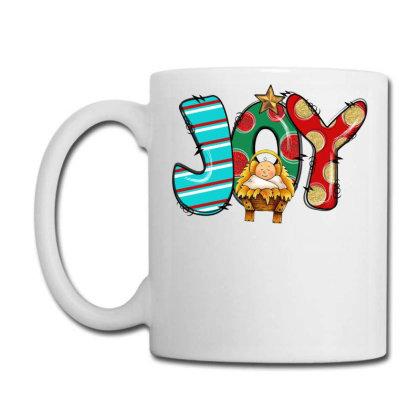 Joy Christmas Coffee Mug Designed By Badaudesign