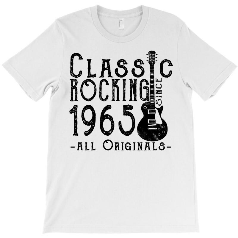 Rocking Since 1965 T-shirt | Artistshot