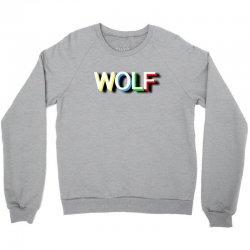 wolf Crewneck Sweatshirt | Artistshot