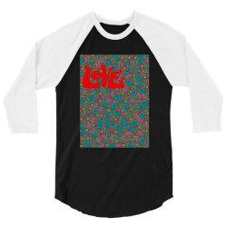 love forever changes band 3/4 Sleeve Shirt | Artistshot