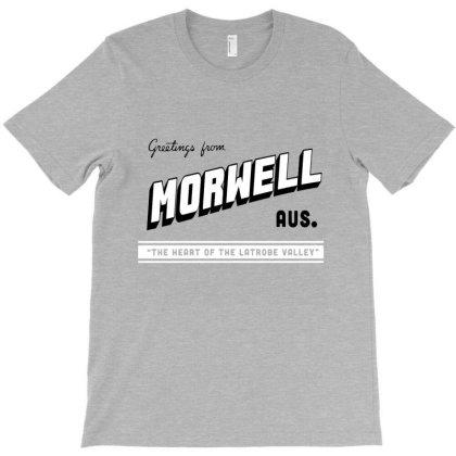 Morwell Logo T-shirt Designed By Dizzytrina
