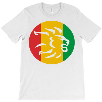 Rasta Lion Head Reggae Dub Step Music Dance T-shirt Designed By Nhan0105