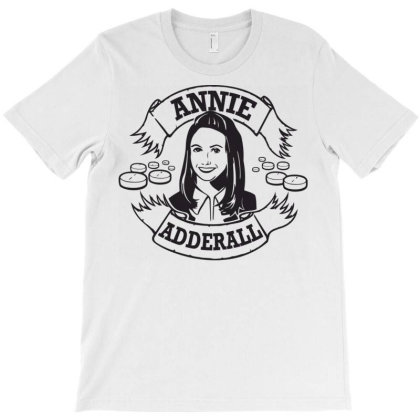 Annie Adderall T-shirt Designed By Nhan0105