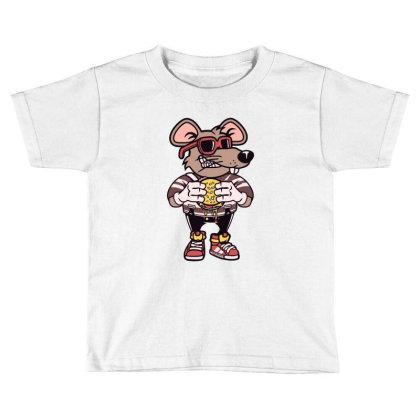 Rat Burglar T Shirt Toddler T-shirt Designed By Goddesign