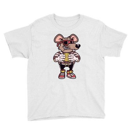 Rat Burglar T Shirt Youth Tee Designed By Goddesign