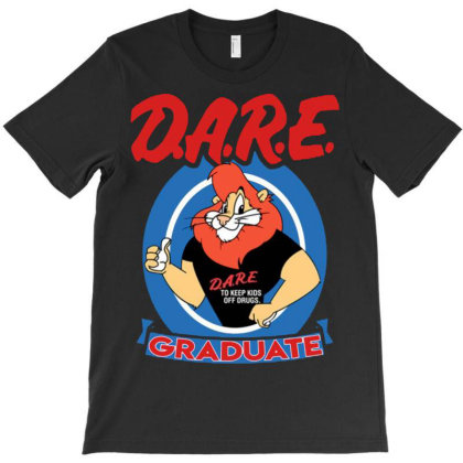 Dare Graduate T-shirt Designed By Nhan0105
