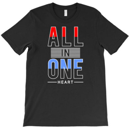 All In One T-shirt Designed By Traart