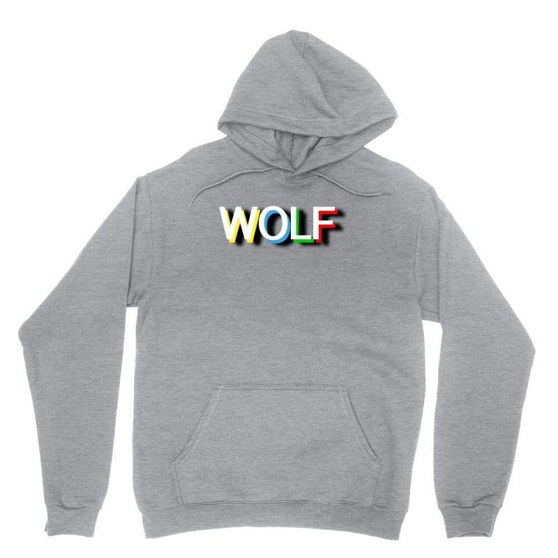 Wolf Unisex Hoodie   Artistshot