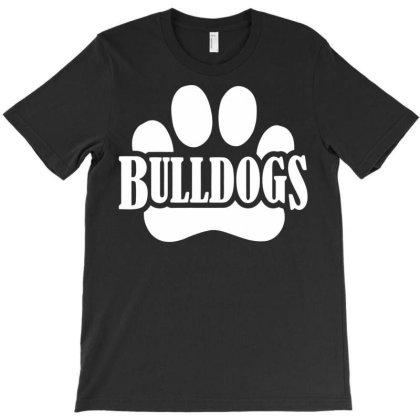 Bulldogs T-shirt Designed By Nhan0105