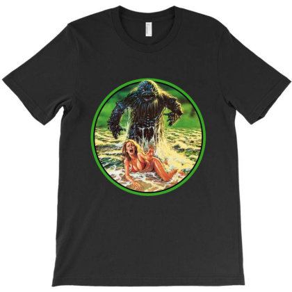 The Humanoids From The Deep T-shirt Designed By Frazier