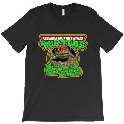 Teenage Mutant Ninja Turtles T-shirt Designed By Frazier