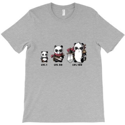 Level Up T-shirt Designed By Bendron