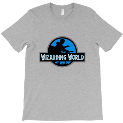 Wizarding World T-shirt Designed By Bendron