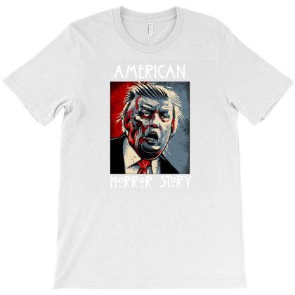 Trump American Horror Story T-shirt Designed By Ami Januar