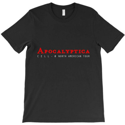 Apocalyptica Cell-0 T-shirt Designed By Cuser1898