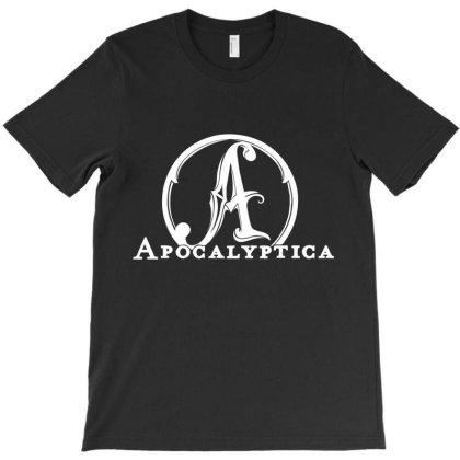 Apocalyptica Logo Hoodie T-shirt Designed By Cuser1898