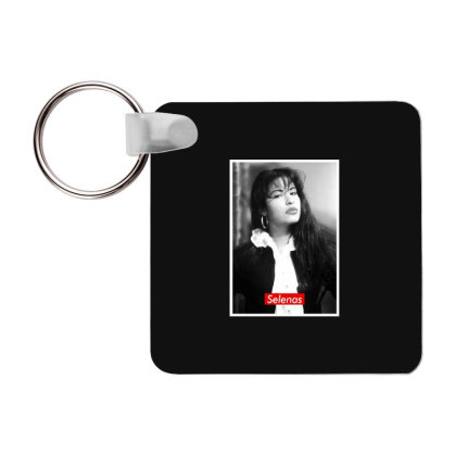 Selena's Frp Square Keychain Designed By Realme Tees