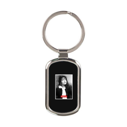 Selena's Rectangle Keychain Designed By Realme Tees