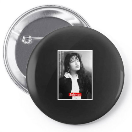 Selena's Pin-back Button Designed By Realme Tees