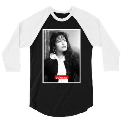 Selena's 3/4 Sleeve Shirt Designed By Realme Tees