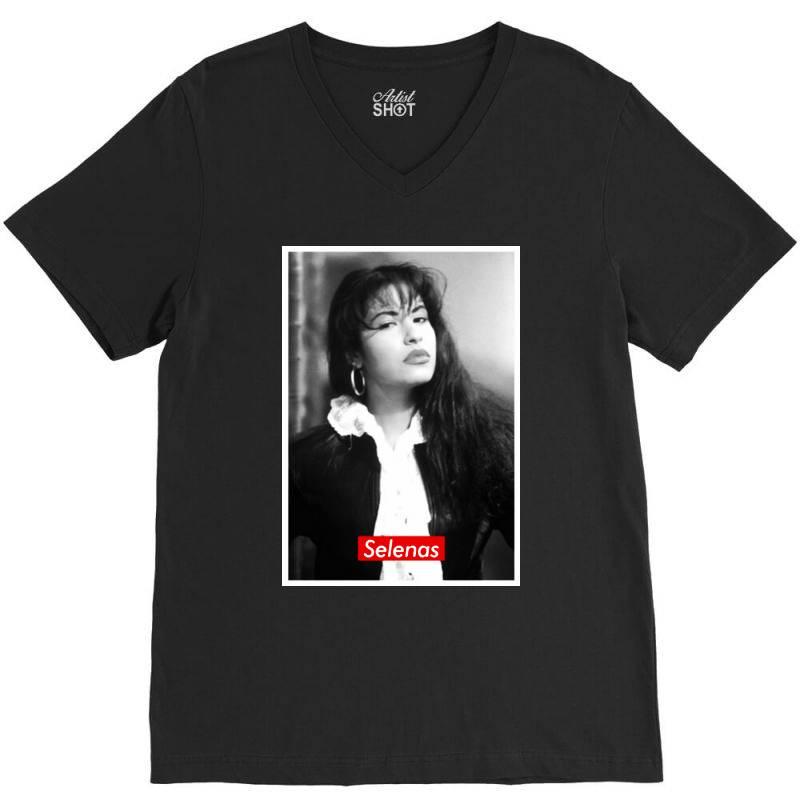 Selena's V-neck Tee | Artistshot
