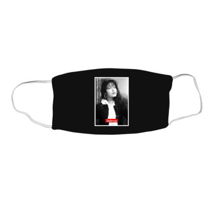 Selena's Face Mask Rectangle Designed By Realme Tees