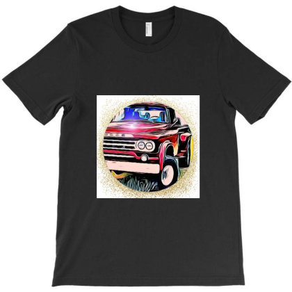 Dodge Pickup T-shirt Designed By Old Mill Studio