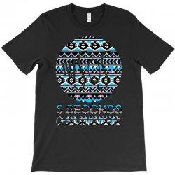 5sos five seconds of summer logo circle aztec tribal adult T-Shirt   Artistshot