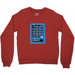 boobies calculator Crewneck Sweatshirt   Artistshot