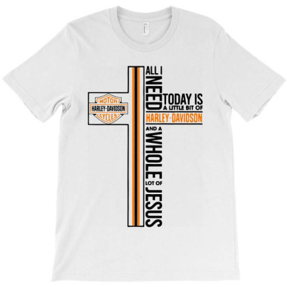 All I Need Today Is A Little Bit T-shirt Designed By Hot Maker