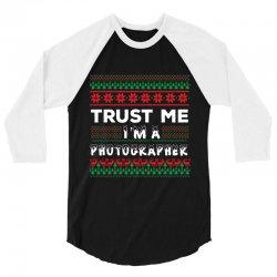 TRUST ME I'M A PHOTOGRAPHER 3/4 Sleeve Shirt | Artistshot