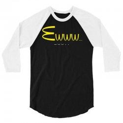 mcdonald's www funny 3/4 Sleeve Shirt | Artistshot