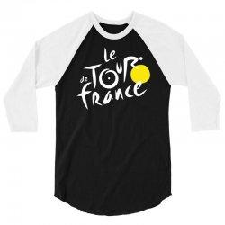 france new 3/4 Sleeve Shirt   Artistshot