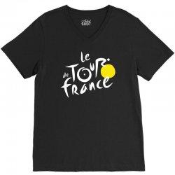 france new V-Neck Tee   Artistshot