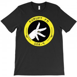 kurupt fm throw T-Shirt   Artistshot