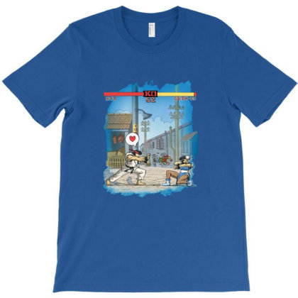 Street Lovers T-shirt Designed By Mendoza