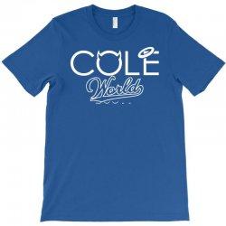 cole world T-Shirt | Artistshot