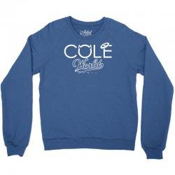 cole world Crewneck Sweatshirt | Artistshot