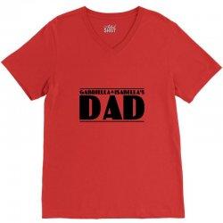 dad shirt   custom dad V-Neck Tee   Artistshot
