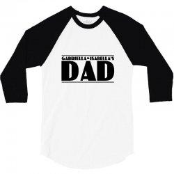 dad shirt   custom dad 3/4 Sleeve Shirt   Artistshot