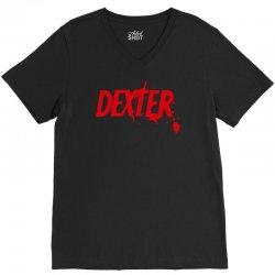 dexter serial killer tv V-Neck Tee | Artistshot