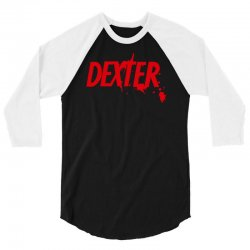 dexter serial killer tv 3/4 Sleeve Shirt | Artistshot