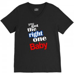 diet pepsi you got the right one baby V-Neck Tee | Artistshot