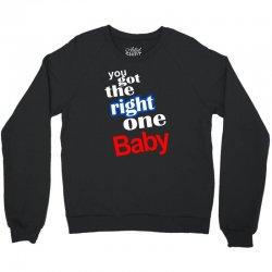 diet pepsi you got the right one baby Crewneck Sweatshirt | Artistshot